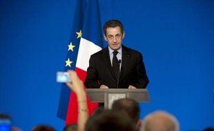 """Nicolas Sarkozy a condamné """"fermement"""" l'attaque """"scandaleuse"""" de l'ambassade britannique à Téhéran, mercredi pendant le Conseil des ministres, a rapporté à la presse la porte-parole du gouvernement Valérie Pécresse."""