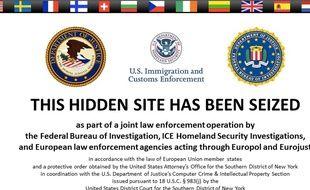 Le FBI a saisi le nom de domaine du marché de la drogue Silk Road 2.0.