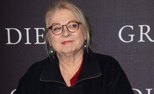 Josiane Balasko le 18 février 2019 à Paris