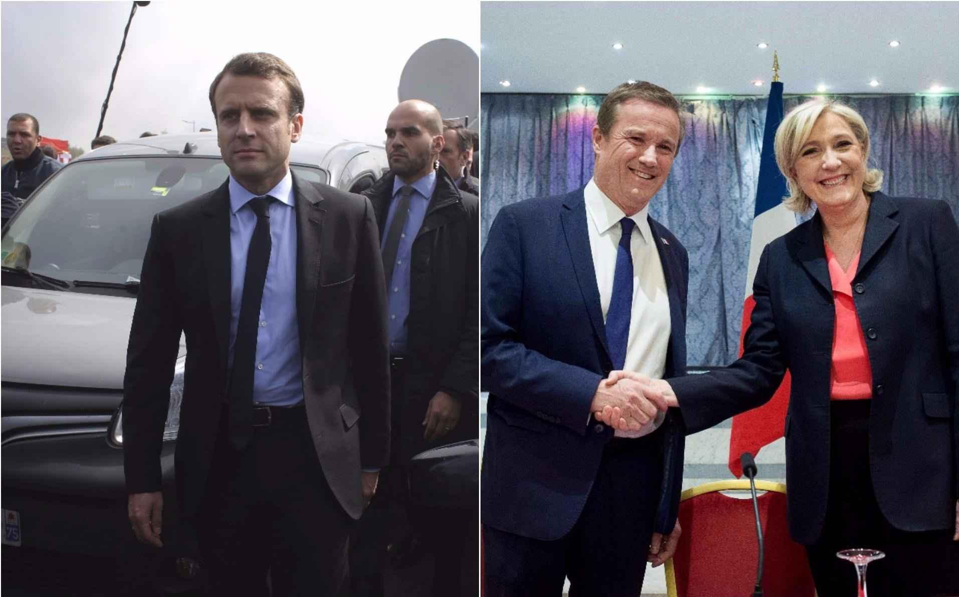 Debout la France restera indépendant du FN pour les législatives — Dupont-Aignant