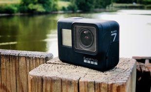 La GoPro Hero 7 Black possède un système de stabilisation révolutionnaire.
