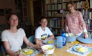 On a testé un repas chez Paupiette, une plateforme de repas intergénérationnels