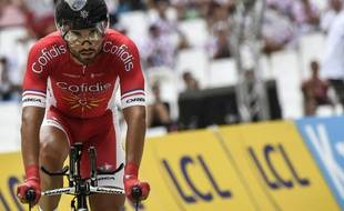 Nacer Bouhanni, non retenu pour le Tour de France 2018, pourrait quitter Cofidis